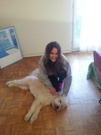 Andrea from Chambesy, Pet Sitting