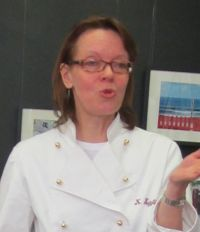 Kirsi from Geneva, Cooking